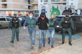 Juan Torres 'El Pirata' en libertad con cargos por la supuesta desaparición de un hombre de Binissalem