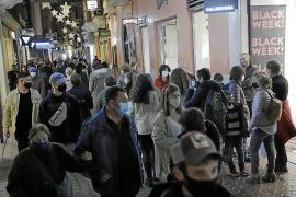 Los contratos de la campaña de Navidad se reducen en Baleares por la pandemia