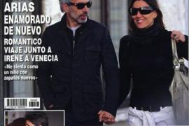 Imanol Arias rehace su vida