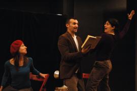 Teatre de Vellut acerca los grandes clásicos de la literatura a los institutos