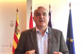Vicent Marí apela al espíritu de unidad de la Constitución