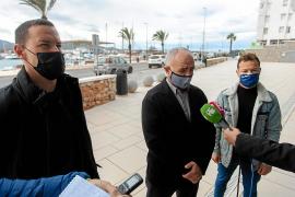 PSOE, Podemos y PxE piden una nueva moratoria del tráfico de ferris en Sant Antoni