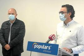 El PP presenta 52 enmiendas al presupuesto balear en relación a Ibiza