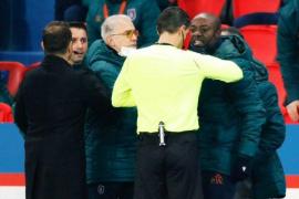 Webó propicia el abandono del Estambul ante el PSG al denunciar insultos racistas