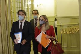 El Govern pacta con Cs rebajar a 18.000 euros el plus para los altos cargos de otras Islas