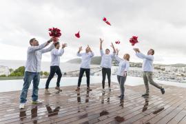 Aguas de Ibiza Grand Luxe Hotel y chefs de Ibiza cocinarán esta Nochebuena los menús solidarios 'Y yo qué llevo'