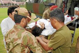 Los talibanes disparan a un niña que defiende el derecho a estudiar
