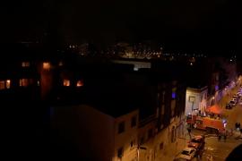 Localizan un tercer cadáver en la nave incendiada de Badalona