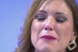 María Jesús Ruiz, devastada tras perder la custodia de su hija