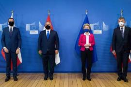 Los líderes de la UE desbloquean el fondo de recuperación tras sortear el veto de Hungría y Polonia