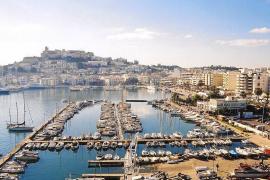Nuevo plazo de 20 días para presentar ofertas para la gestión de los amarres del puerto de Ibiza