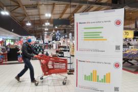 Eroski facilita las compras navideñas indicando la afluencia por horas