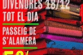Ibiza celebra el próximo viernes el Día de las Librerías