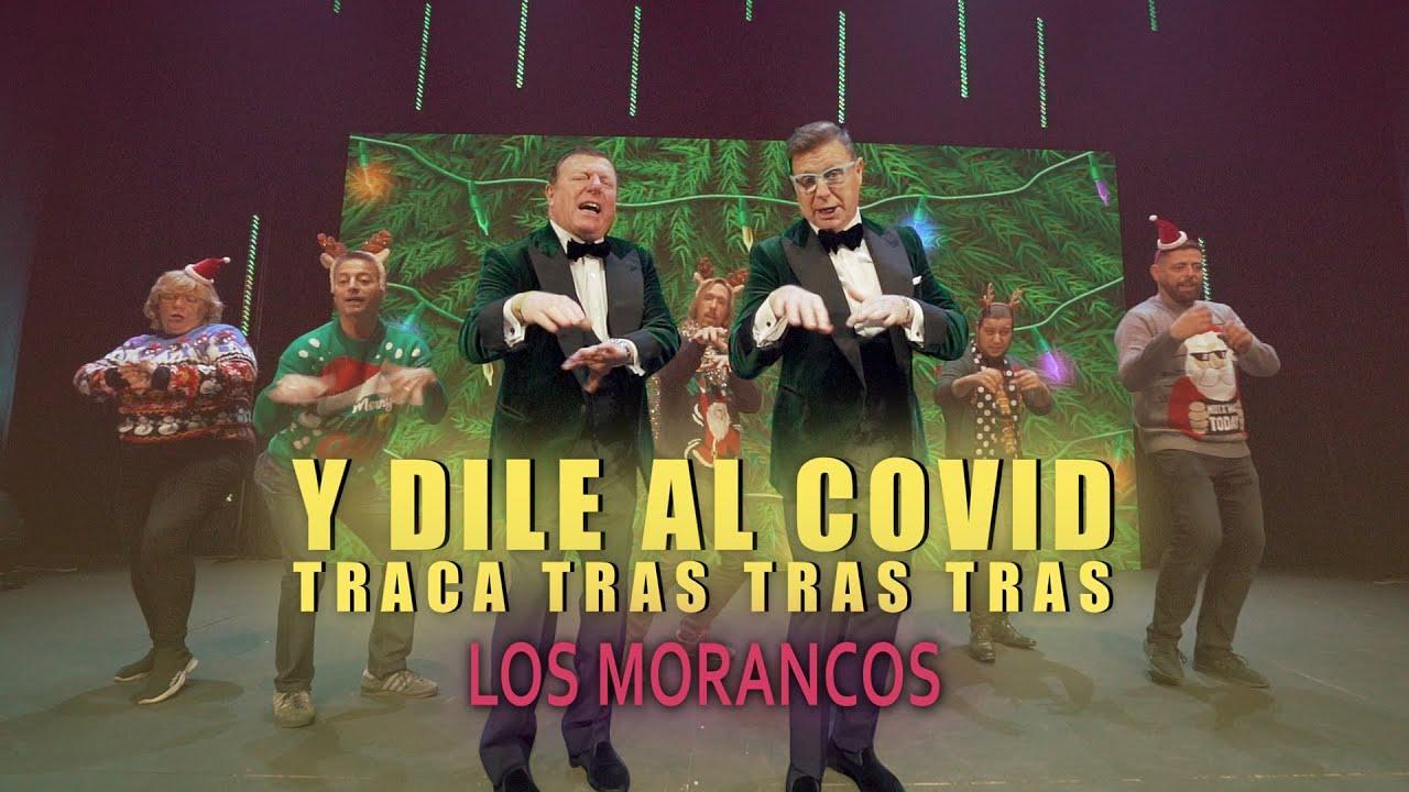 Los Morancos emulan a Maluma para felicitar la Navidad