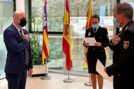 La Policía Nacional entrega una mención honorífica al sector de la Seguridad Privada en Ibiza
