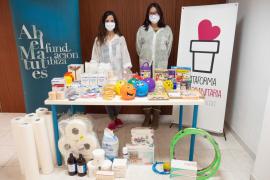 La Fundación Abel Matutes dona material a la Plataforma Sociosanitaria de las Pitiusas