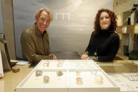 La creatividad de Majoral y Stela Rahola toma vida en una colección de joyas