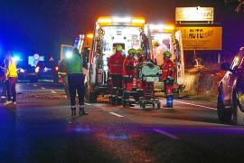 La conductora que causó un choque con seis heridos dio más de 0,60 mg/l