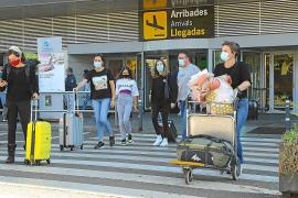Los vuelos internacionales regresan al aeropuerto de Ibiza por Navidad