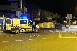 La Policía de Sant Josep denuncia a tres conductores por alcoholemia e incumplir el toque de queda
