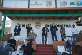 Las mejores imágenes del Peña Deportiva vs UD Ibiza. (Fotos: Marcelo Sastre)