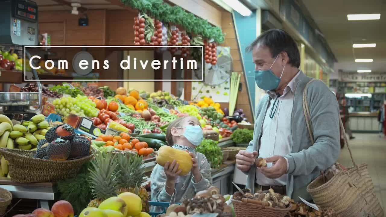 El Consell difunde un vídeo promocional para animar a comprar en Santa Eulària