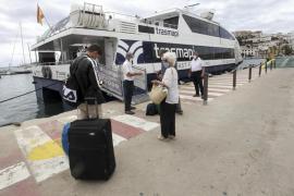 Alejandra Ferrer pide test para los viajeros de Mallorca y Menorca