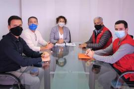 Socorrismo de Sant Antoni atendió 587 incidencias y realizó 3.653 acciones preventivas esta temporada