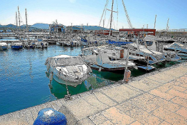 El futuro del tráfico comercial en el puerto de Sant Antoni se decidirá en 2021
