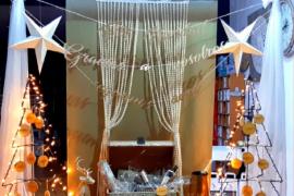Cerca de 70 comercios participan en el Concurso de Escaparatismo Navideño de la Cámara de Comercio
