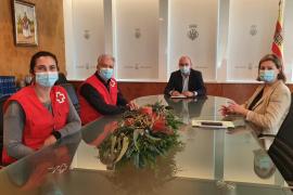 El Consell colabora con 33.000 euros en el proyecto Unidad Móvil de Emergencia Social de Cruz Roja