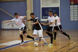 El Harinus Ibiza Futsal, confinado