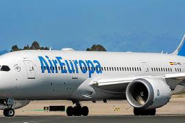 Air Europa se refuerza para facilitar el transporte de vacunas