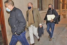 El empresario detenido fue imputado por avisar del registro en la Autoritat Portuària
