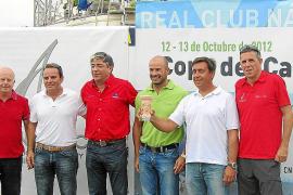 'Café del Mar' asciende al segundo cajón del podio en la Copa del Canal