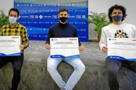 Las empresas impulsan el talento en la UIB con becas y premios