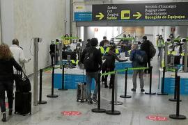 Los viajeros procedentes de comunidades con una incidencia menor a 150 no tendrán que pasar el control sanitario