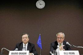 Altos cargos de la UE señalan que España pedirá el rescate en noviembre