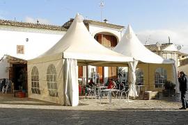 Bares y restaurantes de Mancor mantienen su aforo, pero se trasladan al exterior