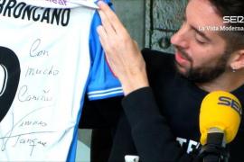 La sorpresa del Atlético Baleares a David Broncano