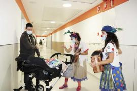 Las mejores imágenes del regreso de Sonrisa Médica a Can Misses.
