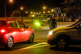 Ponen a disposición judicial a cinco conductores sorprendidos en Sant Josep bajo los efectos del alcohol