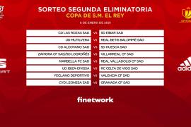 UD Ibiza-Celta y Peña Deportiva-Sabadell en la segunda eliminatoria de Copa del Rey