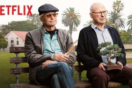 Netflix pondrá fin a 'El método Kominsky' de Michael Douglas