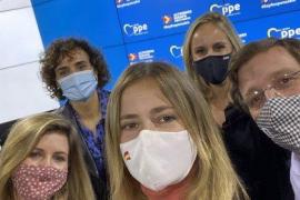 El PP lanza la campaña 'Soy responsable' para concienciar a los jóvenes frente al Covid