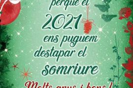 Felicitación navideña de Alejandra Ferrer
