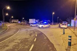 La Policía Local denuncia a más de cuarenta conductores por positivos en alcohol o drogas