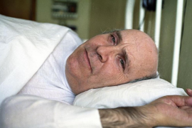 Sampedro, primer español en pedir la eutanasia: «No quiero ser una cabeza viva»