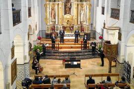 Sant Josep disfruta de su tradicional concierto de Navidad