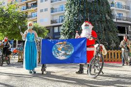 Elsa de Frozen se apunta a la movilidad sostenible